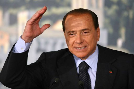 Silvio Berlusconi1